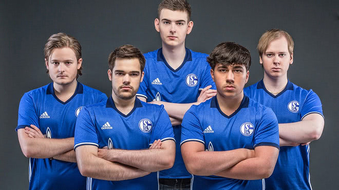 Schalke 04 League of Legends Team