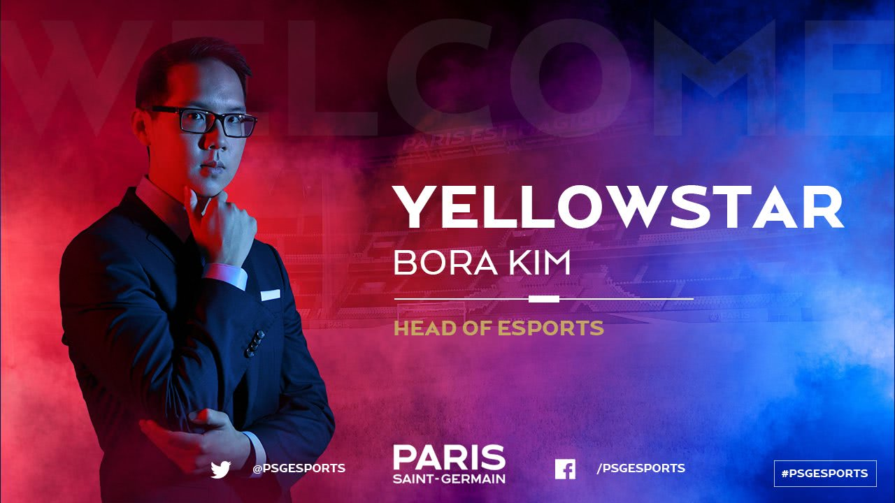yellowstar - head of esports bei paris st. germain