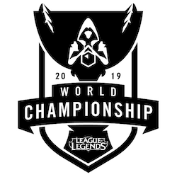 League of Legends WM 2019 Logo